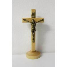 Kríž: drevený, stojaci (614)