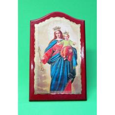 Oltárik: Panna Mária Kráľovná (PS 4/AU)
