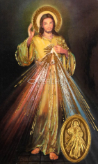 Kartička - Ruženec Božieho milosrdenstva (RCC)