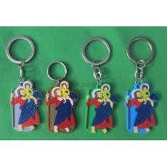 Kľúčenka: Sv. Krištof, gumená (1532-0305A)
