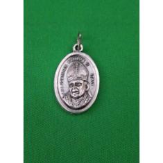 Medailón obojstr. - Ján Pavol II.