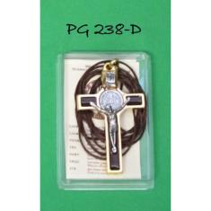 Prívesok Benediktínsky krížik  PG 238-D