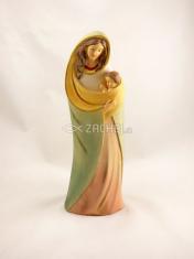 Soška: Panna Mária s dieťaťom - F6883