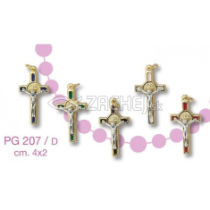 Prívesok Benediktínsky krížik  PG207-D