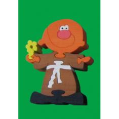 Františkán s kvetom (226)