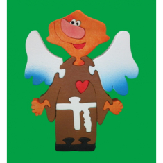 Františkán s krídlami (219)