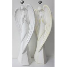 Anjel sádrový - 41 cm (120)