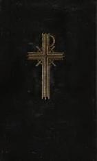 Jednotný katolícky spevník (v čiernej farbe) - a najpotrebnejšie modlitby kresťana katolíka