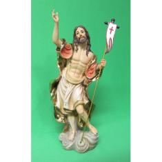 Socha: Zmŕtvychvstalý Kristus - 21 cm (PB10591)