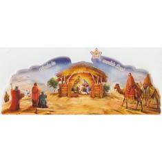 Betlehem: papierová skladačka (SB-153)