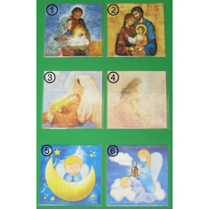 Puzzle: Panna Mária (PZ)