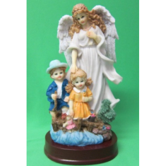 Anjel s deťmi (7502)
