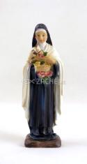 Soška: Svätá Terézia - 12 cm (PB5197C)