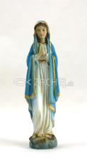 Soška: Panna Mária Zázračná medaila 12 cm (PB5176C)