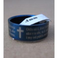 Prsteň Otče náš... - modrý