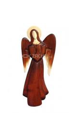 Drevorezba: Anjel, krídla dole - malý (JC02-A)