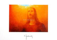 Pozdrav: Kristus nám prišiel otvoriť nebo - bez textu (VN001) - s obálkou