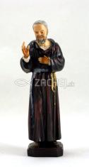 Soška: Svätý Páter Pio - 12 cm (PB5473C)
