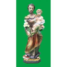 Socha: Svätý Jozef - 12 cm