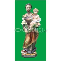 Socha: Svätý Jozef - 30 cm