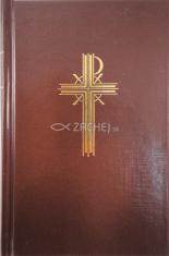 Jednotný katolícky spevník (v hnedej farbe) - a najpotrebnejšie modlitby kresťana katolíka