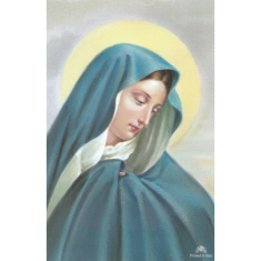 Obrázok: Panna Mária - smútočný (3006)