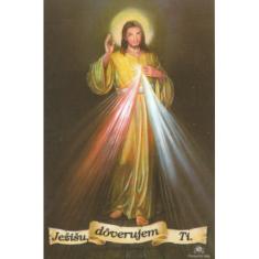 Obrázok: Božie milosrdenstvo - smútočný (1036)