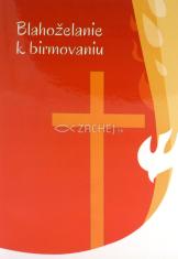 Pozdrav: Blahoželanie k birmovaniu - s textom (B-03) - s obálkou