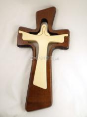 Kríž: labovaný s Ježišom (JČ)