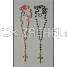 Ruženec detský perleťový (027)