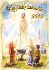 Katolícky kalendár 2016 nástenný (Zaex)