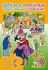 Zahraj sa so Snehulienkou - a postav domček 7 trpaslíkom!