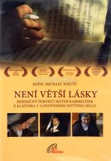DVD - Není větší lásky - Jedinečný portrét sester karmelitek z kláštera v londýnském Notting Hillu