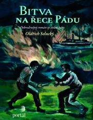 Bitva na řece Pádu - Dobrodružný román ze století páry
