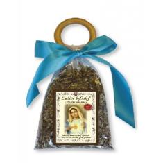 Liečivé bylinky z Božej záhrady (B5) - Angína, bolesti hrdla, dýchacie cesty, nachladnutie, proti poteniu