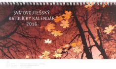 Kalendár 2016 stolový pracovný (SSV, príroda)