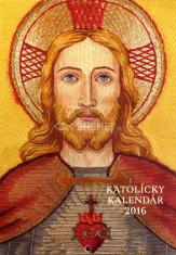 Katolícky kalendár 2016 nástenný (SSV)