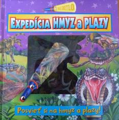 Expedícia Hmyz a plazy - Posvieť si na hmyz a plazy!