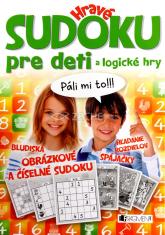 Hravé sudoku pre deti a logické hry - pre deti 6+