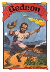 Gedeon (komiks) - Kniha sudcov, kapitoly 6 - 8