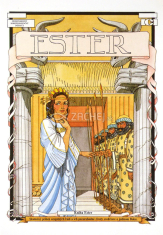 Ester (komiks) - Kniha Ester