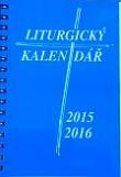 Liturgický kalendář 2015 - 2016 - Pro české a moravské diecéze