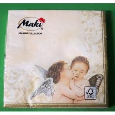 Servítky Maki (A) - Anjeli