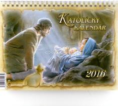 Katolícky kalendár 2016 stolový (Zaex)