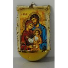 Svätenička Sv. rodina - ikona