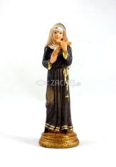 Soška: Svätá Rita - 10 cm
