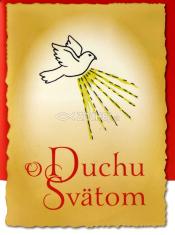O Duchu Svätom - Je skvelým malým, milým a praktickým pomocníkom, ktorý je vždy poruke