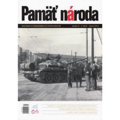 Časopis Pamäť národa 2/2015