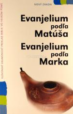 Evanjelium podľa Matúša, Evanjelium podľa Marka (senior verzia) - Ekumenický preklad vo veľkom písme