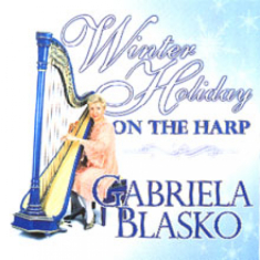 CD - Winter Holiday On The Harp